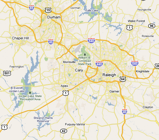 An Overview Of The Triangle  Selling Homes In The